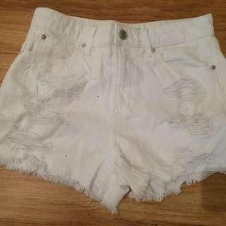 Denim Shorts- articles of society