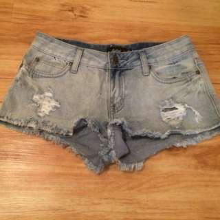 Denim Shorts- Sportsgirl