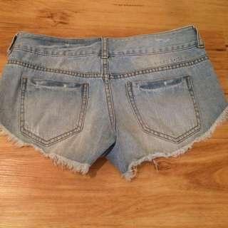 Denim Shorts- Billabong