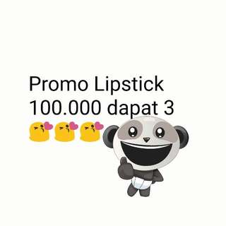 Lipstick Oriflame 100.000 Dapat 3  yuk Jgn Keabisan!