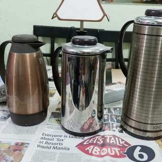 Assorted Thermos
