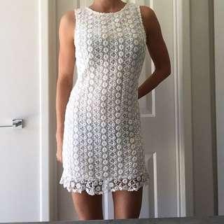 ⬇️Miss Shop White Dress