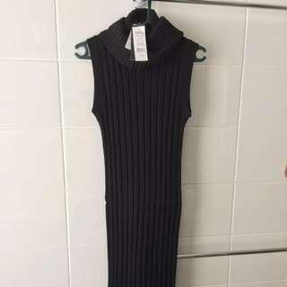 ⬇️Turtle Neck Jumper Dress