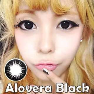 Instock colour contact lens