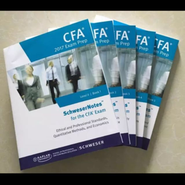 Cfa Level 1 Formula Sheet 2018 Pdf