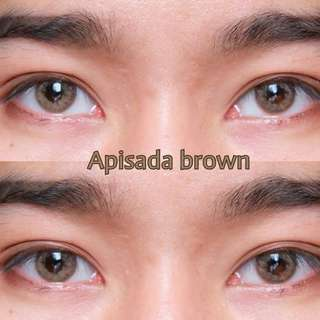 Instock contact lens