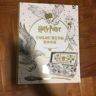 Harry Potter colouring book ( from UK)