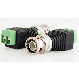 BNC connectors (selling in pairs)