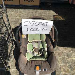 capsule Chicco Carseat