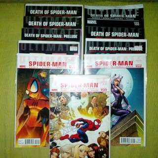 Marvel: Spider-man Comic Collection
