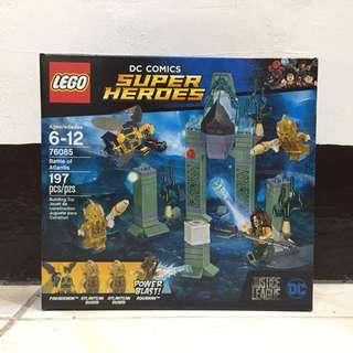 Lego Battle of Atlantis
