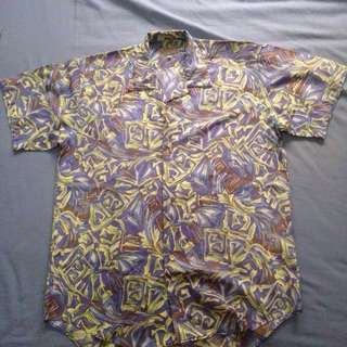 Wts hawaian shirt