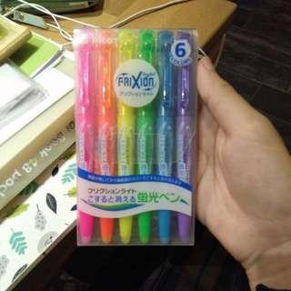 瑩光筆6colors特價包郵