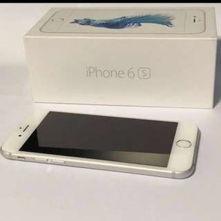 iPhone 6S Silver 64GB
