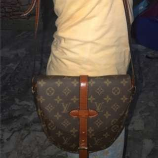Authentic Louis Vuitton LV  Monogram Shoulder/Sling Bag
