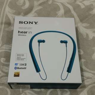 "BRAND NEW HANDS-FREE SONY H.EAR IN WIRELESS ""HEADPHONES"""