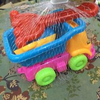 Sand Truck for Kids