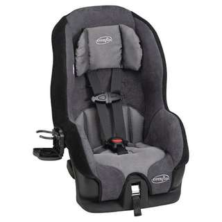Evenflo convertible front and back Car Seat
