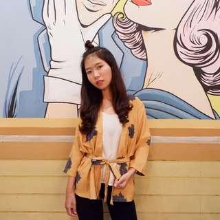 Kimono Ikat / Outer