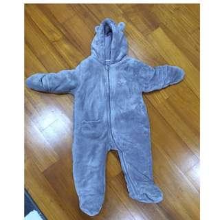baby winter overalls