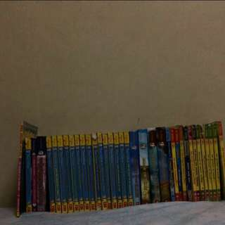 Thea,geronimo stilton books