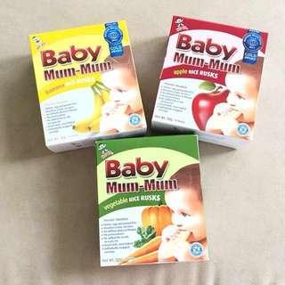 Baby MUMMUM