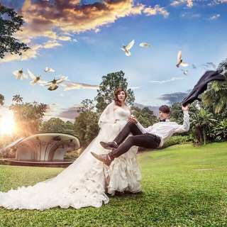 Pre-wedding Bridal photo shoot package *check is out*