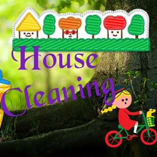 HOUSE TO HOUSE CLEANING