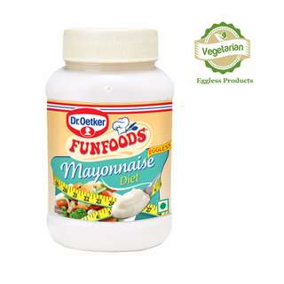 SHARE Mayonnaise Diet 275g (Eggless Product for Vegetarian)