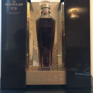Macallan No. 6 Decanter