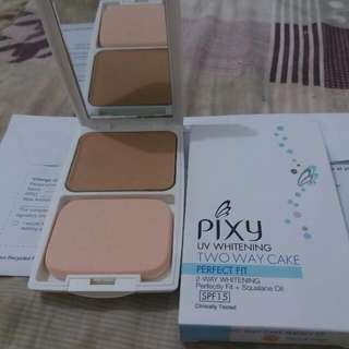 Pixy Two Way Cake Compact Powder