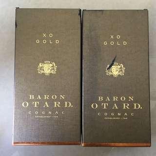 Baron Otard XO Gold