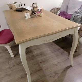 南法鄉村大桌子