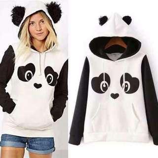 Panda hoodie jacket(dscdfw)