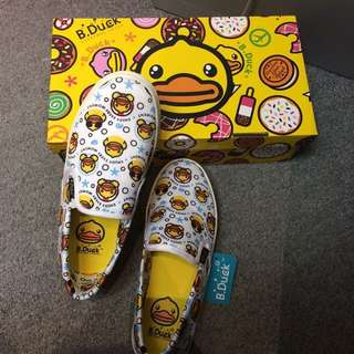 B duck 鞋