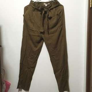 Forever 21 high waist pants