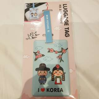 Luggage Tag (Korea)