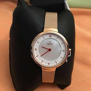 Denmark ~ Obaku 女裝手錶