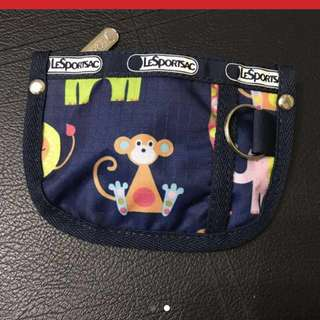 Key and coins pouch