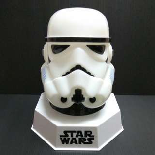 Taiwan Exclusive Limited Edition Stormtrooper Table Lamps