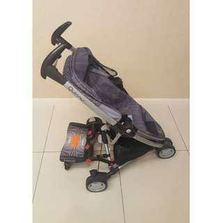 QUINNY ZAPP EXTRA LIMITED EDITION STROLLER
