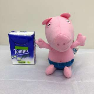 Peppa Pig Plush Toy 粉紅豬小妹公仔