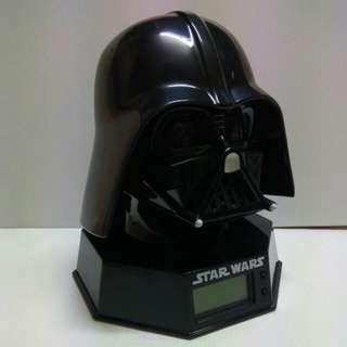 Taiwan Exclusive Limited Edition Darth Vader Alarm Clock