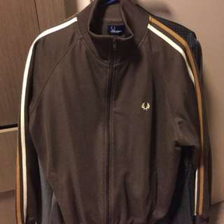 Fred Perry sweater large size