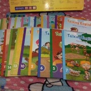 Talking English set 20 books