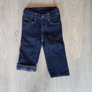 Baby gap thick Jeans