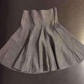 ❤️全新灰色針織短裙