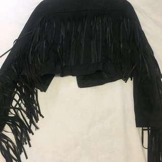 Women's Fringe Jacket