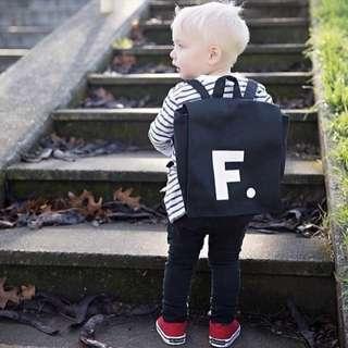 Billie the kid satchel 'F'