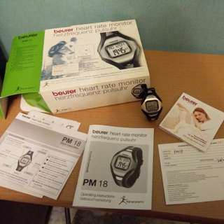 Beurer Brand Fitness Watch